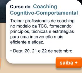 Curso de Coaching Cognitivo-Comportamental