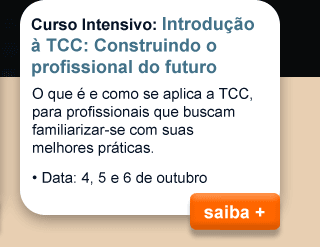 Curso Intensivo Introdução à TCC: Construindo o profissional do futuro